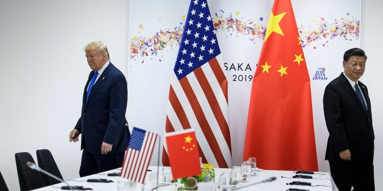 Did the US become a superpower in the same way China is becoming one now?