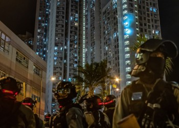 Hong Kong battles a third wave of COVID-19 amid continued political resistance