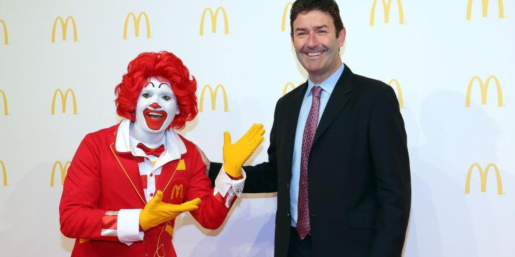 McDonald's files lawsuit against former CEO for concealing relationships with three employees