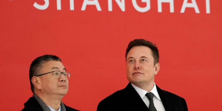 What does Elon Musk's Tesla want in China?