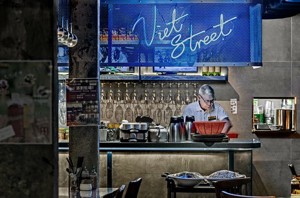 Viet Street by Gingko House Hong Kong