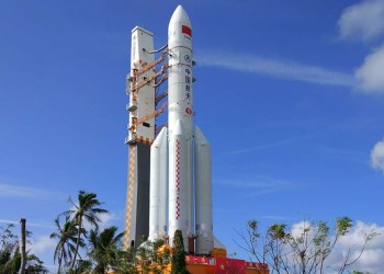 China challenges US supremacy in space