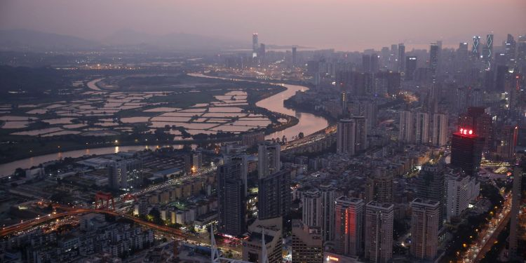 Shenzhen's rise from a fishing village to China's model city has helped lessen Beijing's reliance on foreign technology
