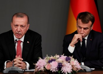 Tensions run high between France and Turkey