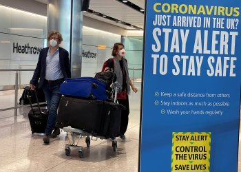 """Are """"vaccination passports"""" the future of international travel?"""
