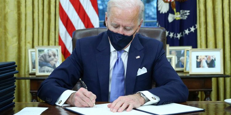 Biden's presidency begins with high approval ratings, but what matters is how he governs