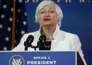 """Janet Yellen calls for """"big"""" stimulus under Biden administration as US recovery slows"""