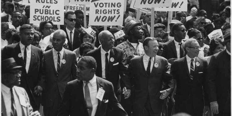 civil rights history sites