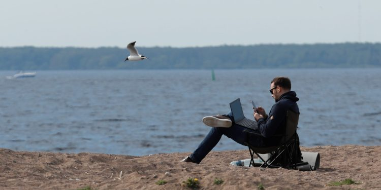 City-dwellers migrate to the suburbs as teleworking goes mainstream