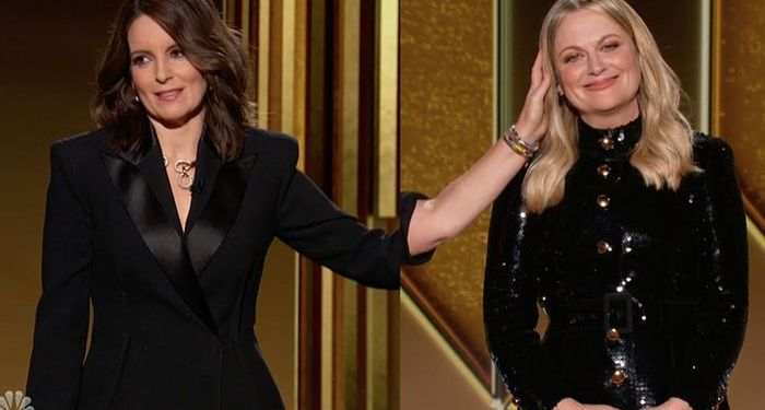 Winners of the Golden Globes 2021 invite us into their homes