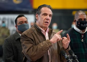 After an ascendant 2020, New York Governor Andrew Cuomo is having a terrible 2021
