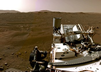 The Mars 2020 Perseverance Rover has already transmitted thousands of images to NASA