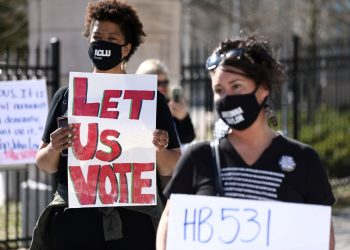 What were the Jim Crow voting laws?