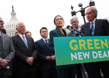 What's happening with the Green New Deal?