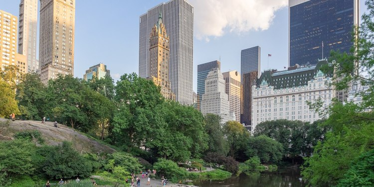 New York City green spaces
