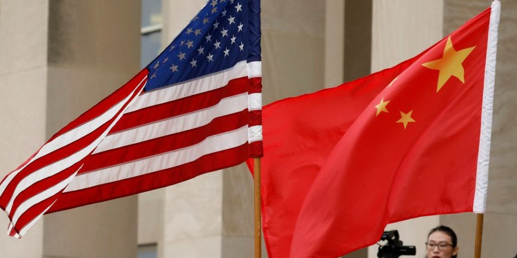 The US-China are in a battle over user data. Why?