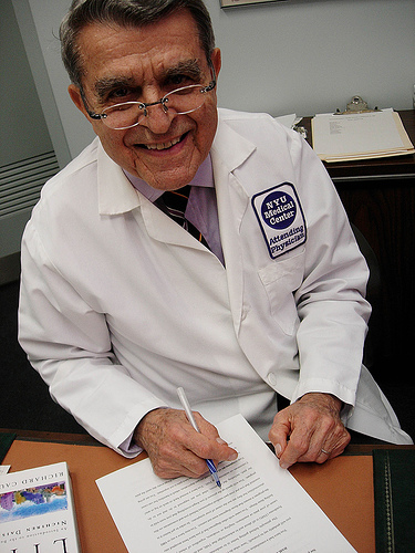 John E. Sarno developed his idea that emotions, not physical problems, were at the root of many chronic health conditions, over more than five decades of medical work and experience.