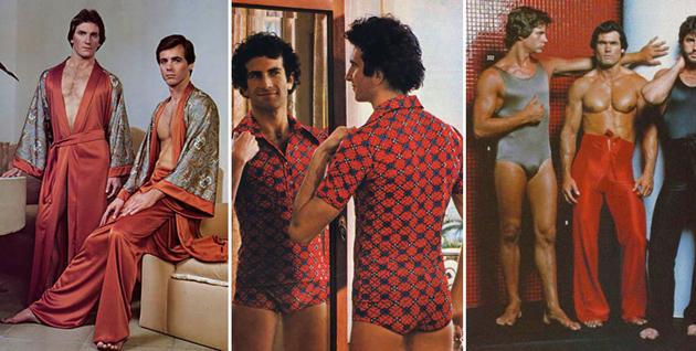 Outrageous 70s Fashion Advert Showcases Some Rather Unique Men's Clothing