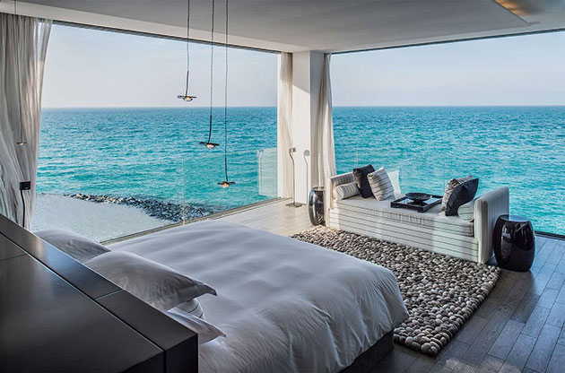 25 Of The Coolest Hotel Bedrooms In The World