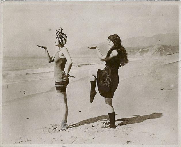 Wild Women of the Past