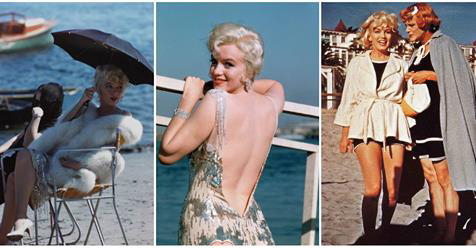 "26 Rare and Wonderful Color Photographs from Behind The Scenes of ""Some Like It Hot"""