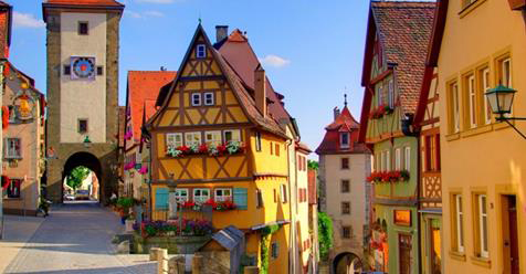 24 Gorgeous Real-Life Villages Which Came Straight Out Of Fairytales