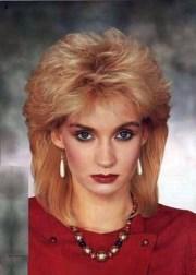 1980s period of women rock