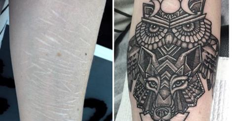 These Tattoos Aren't Just Beautiful — They're Helping Self-Harm Survivors Heal