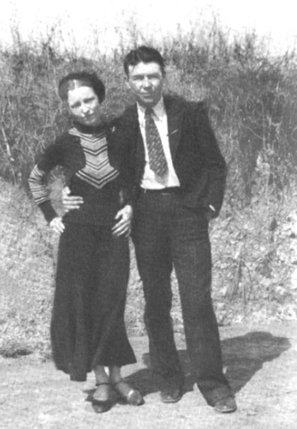Bonnie and Clyde: The Love Before The Death - 16 Rare
