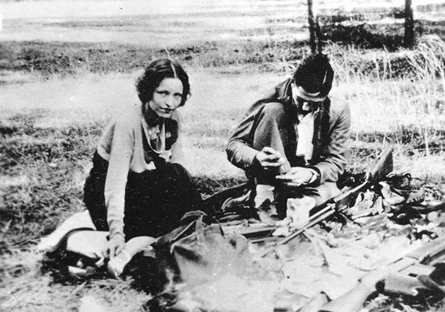 Bonnie and Clyde: The Love Before The Death – 16 Rare ...