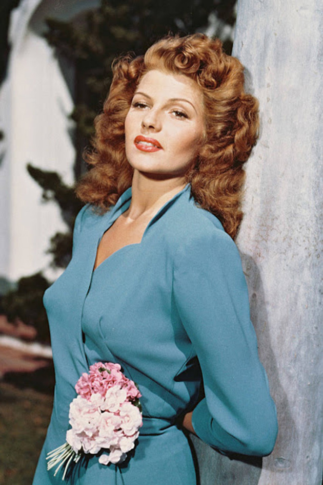 Beautiful Vintage Portraits Of 20 Iconic Red Haired
