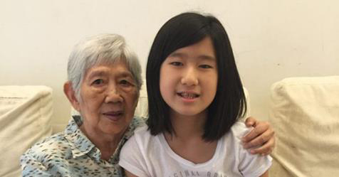 12-Year-old Creates First App to Help Alzheimer's Patients Keep Track of Things