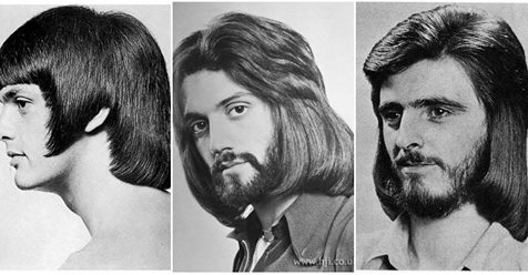 1970s: The Most Romantic Period of Men's Hairstyles