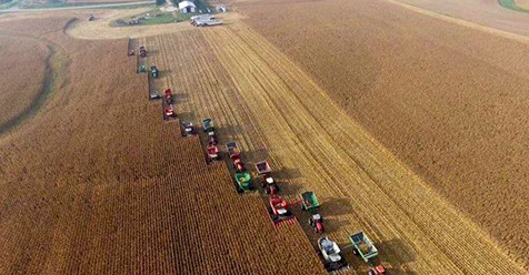 A Farmer Battling Terminal Cancer Receives Incredible Support to Harvest his Crops in Time