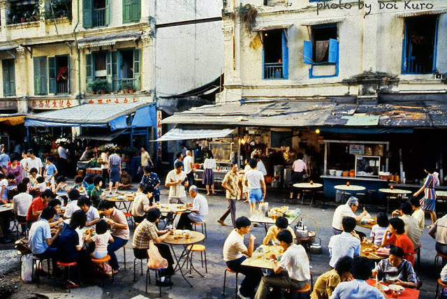 This Is What Singapore Looked Like in The Early 1980s