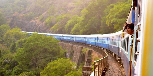 Amazing $213 Cross-Country Train Ride Lets You See USA's Most Beautiful Sights