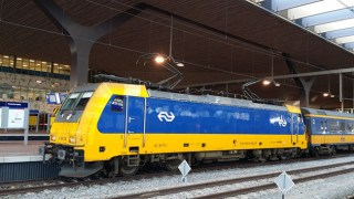 Trains in the Netherlands Now Run Completely on Wind Energy