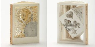 Famous Novels Turned into Beautifully Intricate Works of Book Art