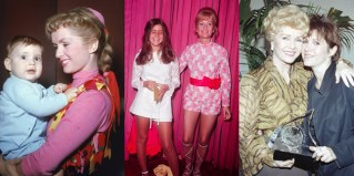 Debbie Reynolds and Carrie Fisher: 25 Touching Vintage Photos of Mother and Daughter Duo Together