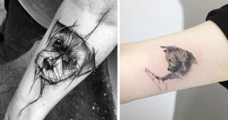 10 Of The Best Dog Tattoo Ideas Ever