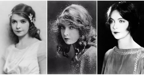 The First Lady of the Silent Screen – 25 Stunning Black and White Portraits of Lillian Gish in the 1920s