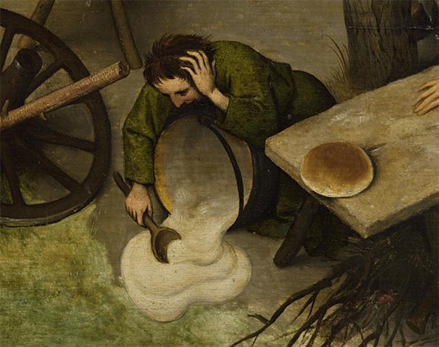 pieter brueghel the dutch proverbs