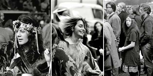 A Glimpse of 'the Summer of Love' – Amazing Photographs of Hippies in San Francisco in 1967