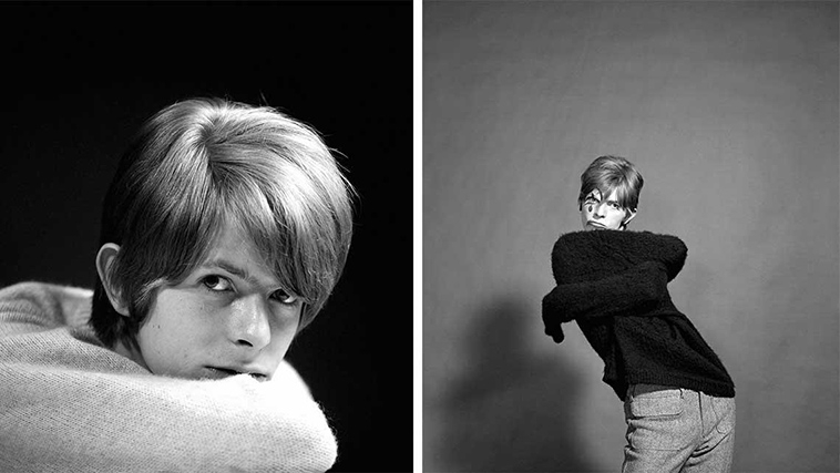 Ever Wondered How David Bowie Looked When He Was 20 Years Old And Before He Became Popular