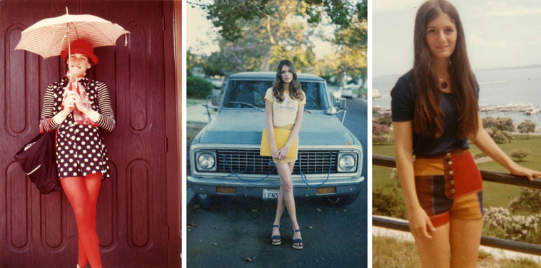 20 Cool Pics Of Teenage Girls That Defined Young Fashion