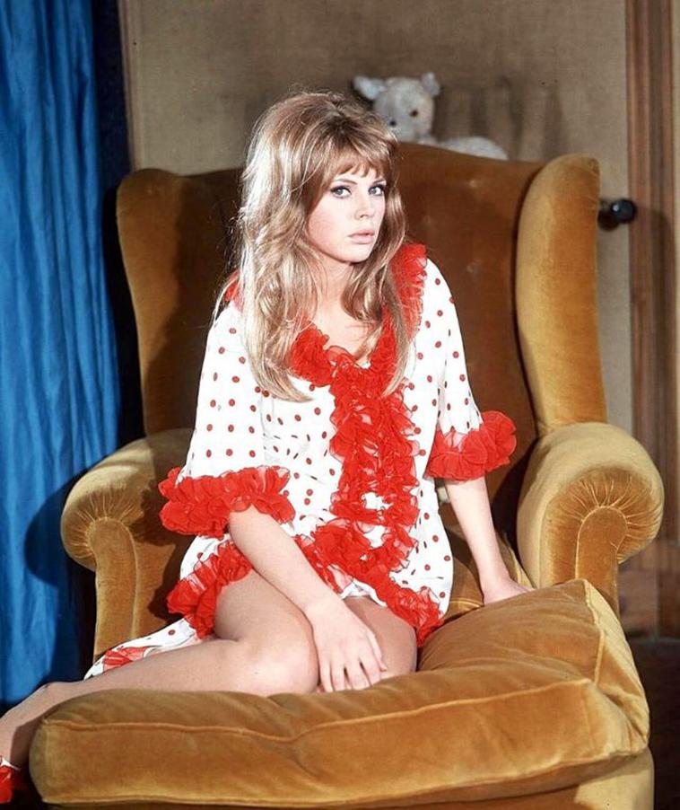 Britt Ekland: The 1960s Swedish Beauty Icon in 2021