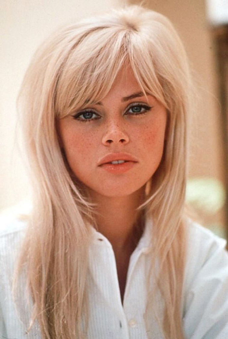 Britt Ekland: The 1960s Swedish Beauty Icon ~ vintage