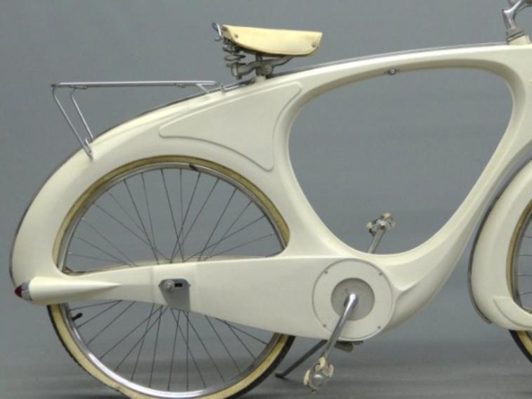 Benjamin Bowden Spacelander Bicycle