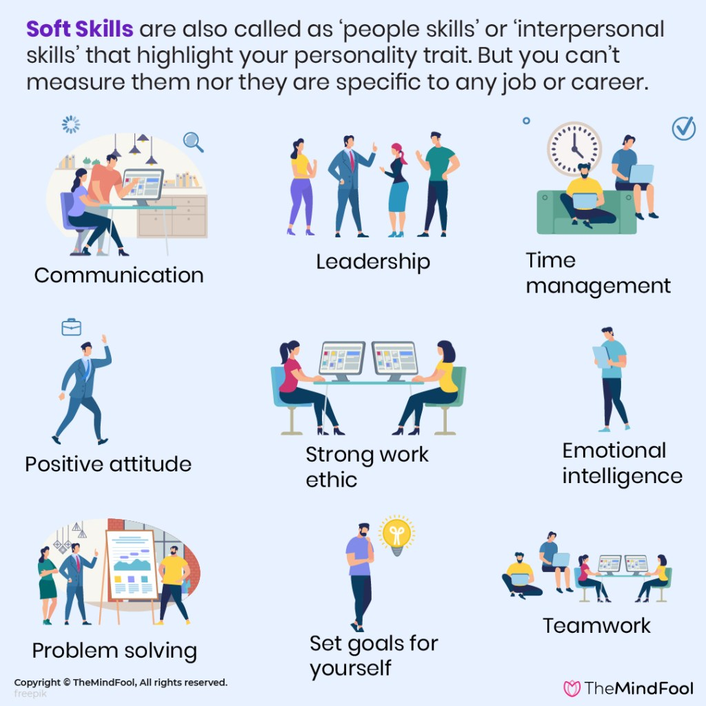 Soft Skills That Every Employer Is Looking For!