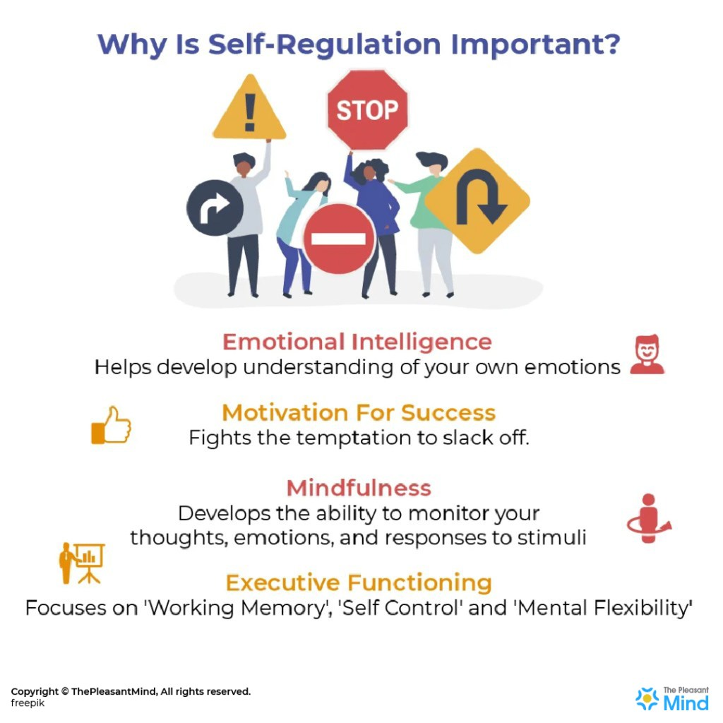Why is self-regulation important?